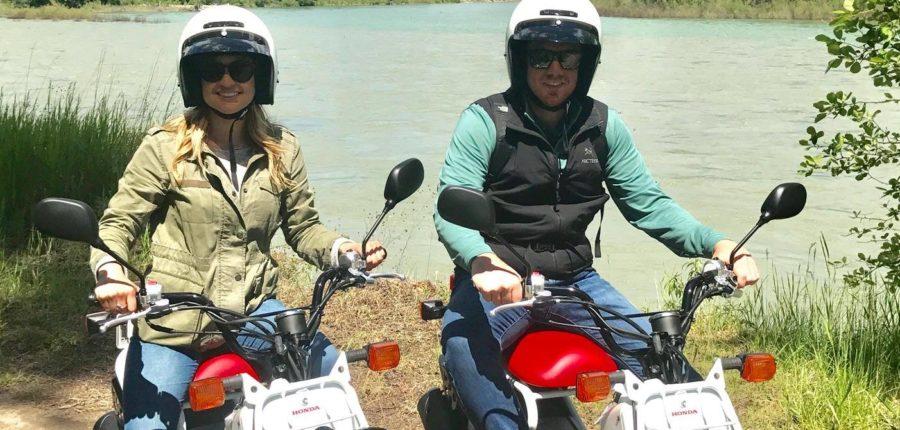 Glacier Moped Rentals